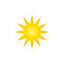 zonnig, nevel 2014-04-24 18:30:00
