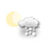 śnieg przelotny 2016-02-11 20:00:00